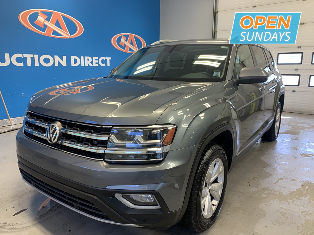 2019 Volkswagen Atlas SEL 4Motion AWD