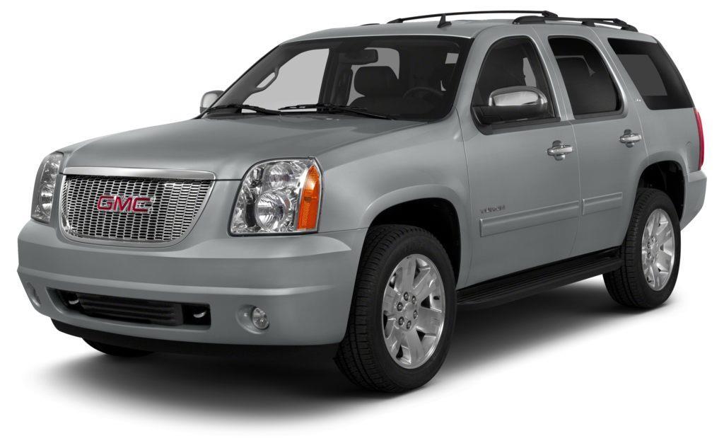 2014 GMC Yukon SLE 4WD