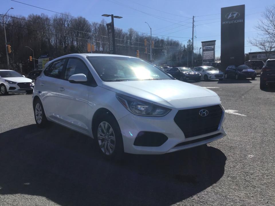 2019 Hyundai Accent Essential Hatchback FWD