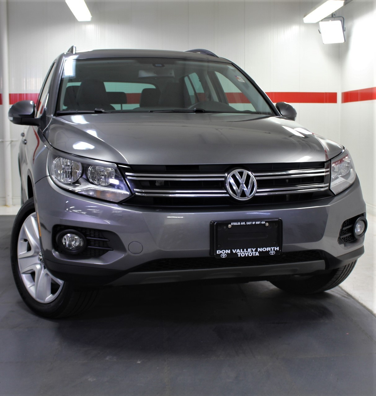 2016 Volkswagen Tiguan AWD Highline