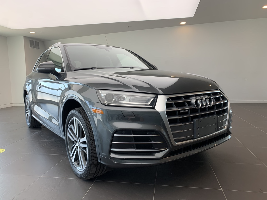 2018 Audi Q5 2.0T quattro Progressiv AWD