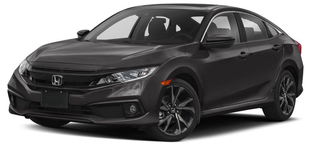 2020 Honda Civic Sport Sedan FWD