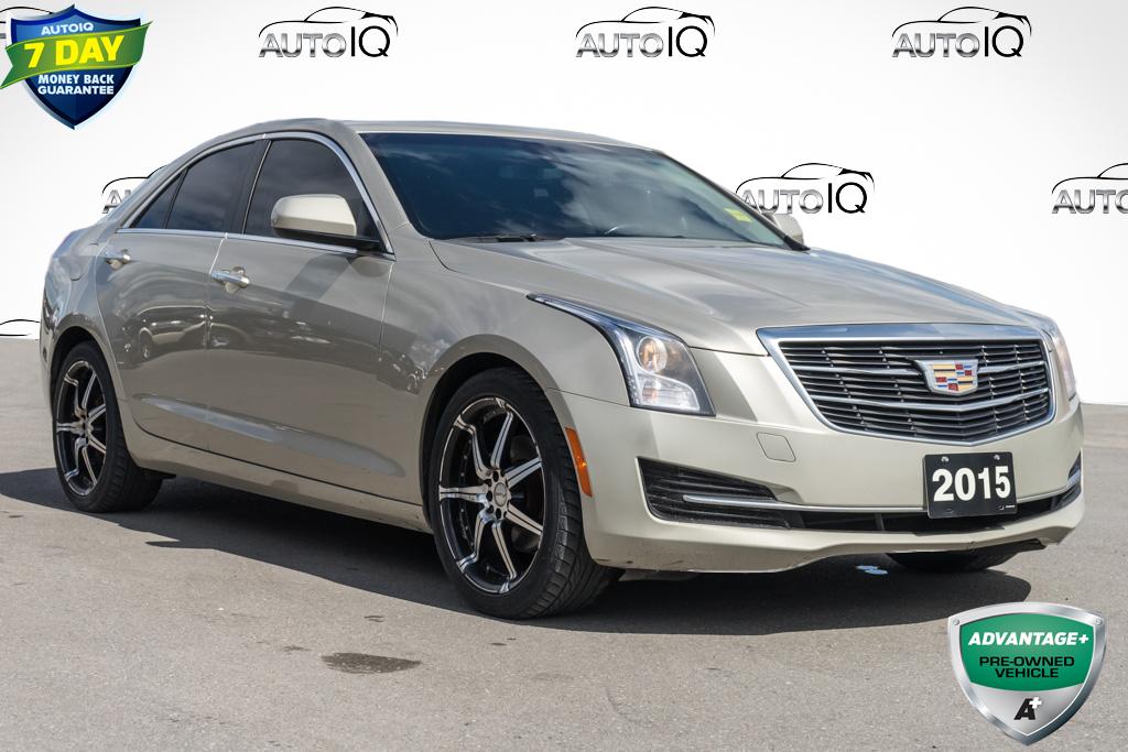 2015 Cadillac ATS 2.5L RWD