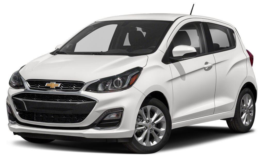 2021 Chevrolet Spark 1LT FWD
