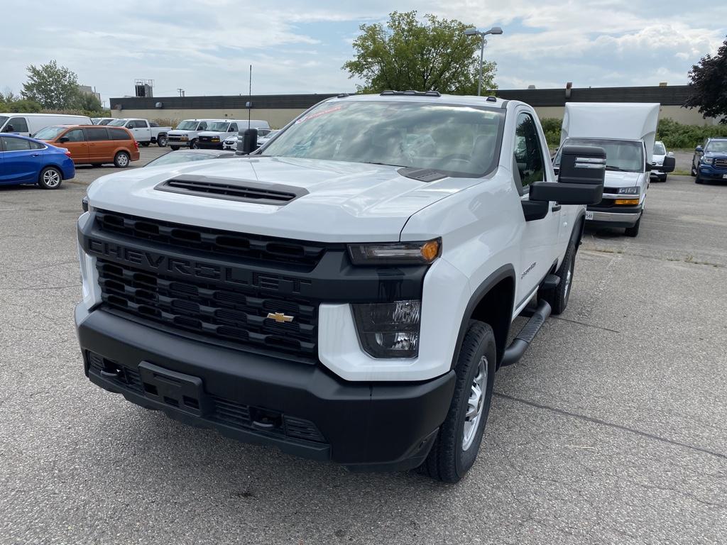 2020 Chevrolet Silverado 2500HD Work Truck 4WD