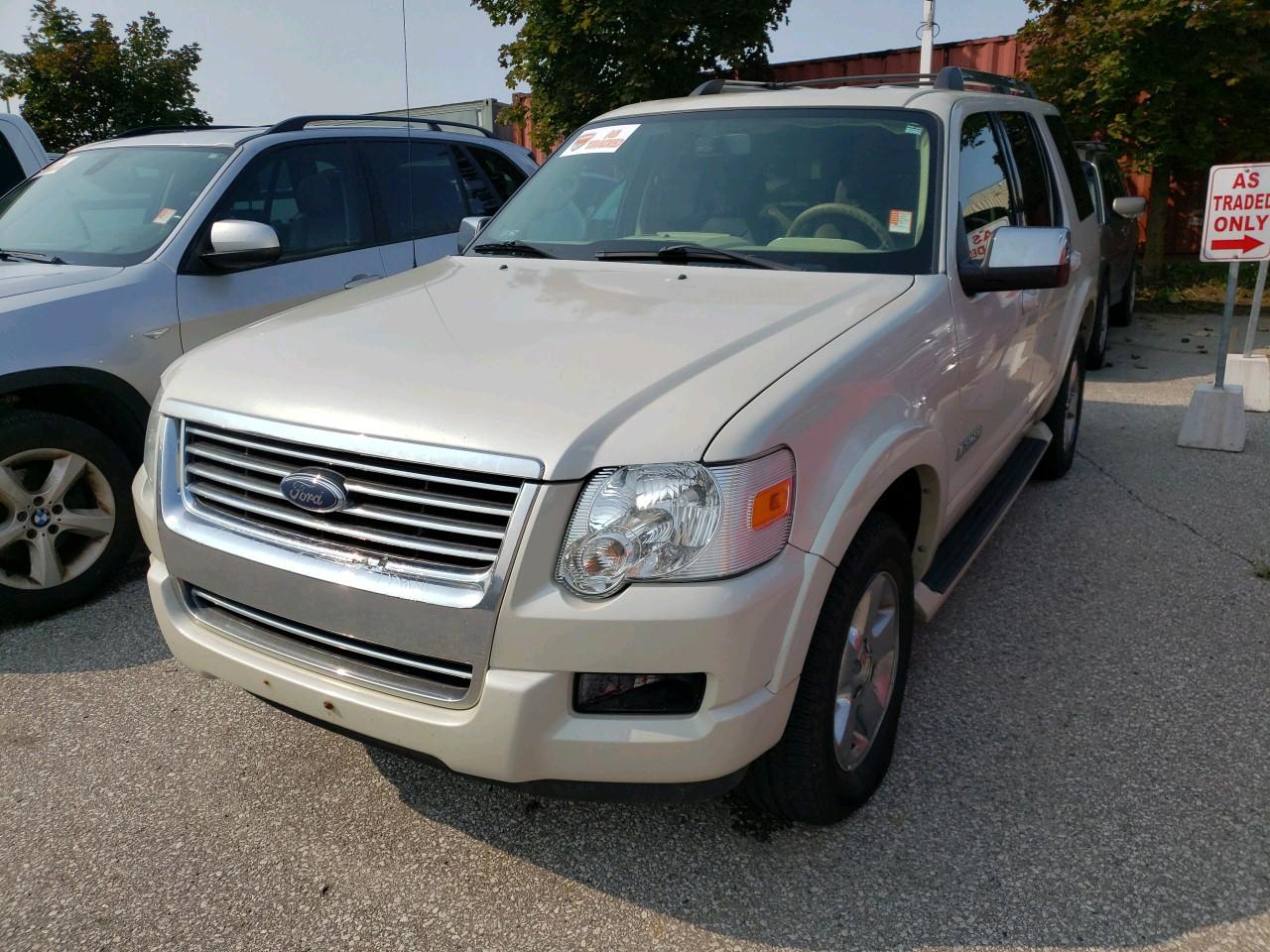 2006 Ford Explorer Limited V6 4WD