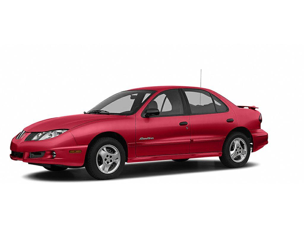 2004 Pontiac Sunfire SL Sedan