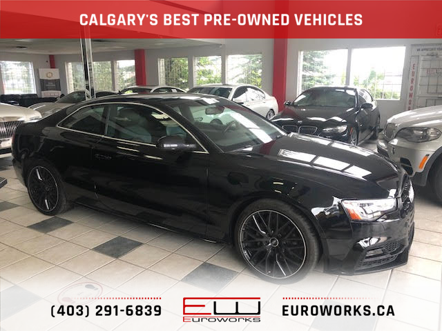 2017 Audi A5 2.0T quattro Komfort Coupe AWD