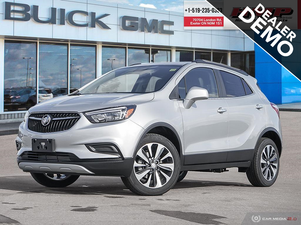 new 2021 Buick Encore car, priced at $29,223