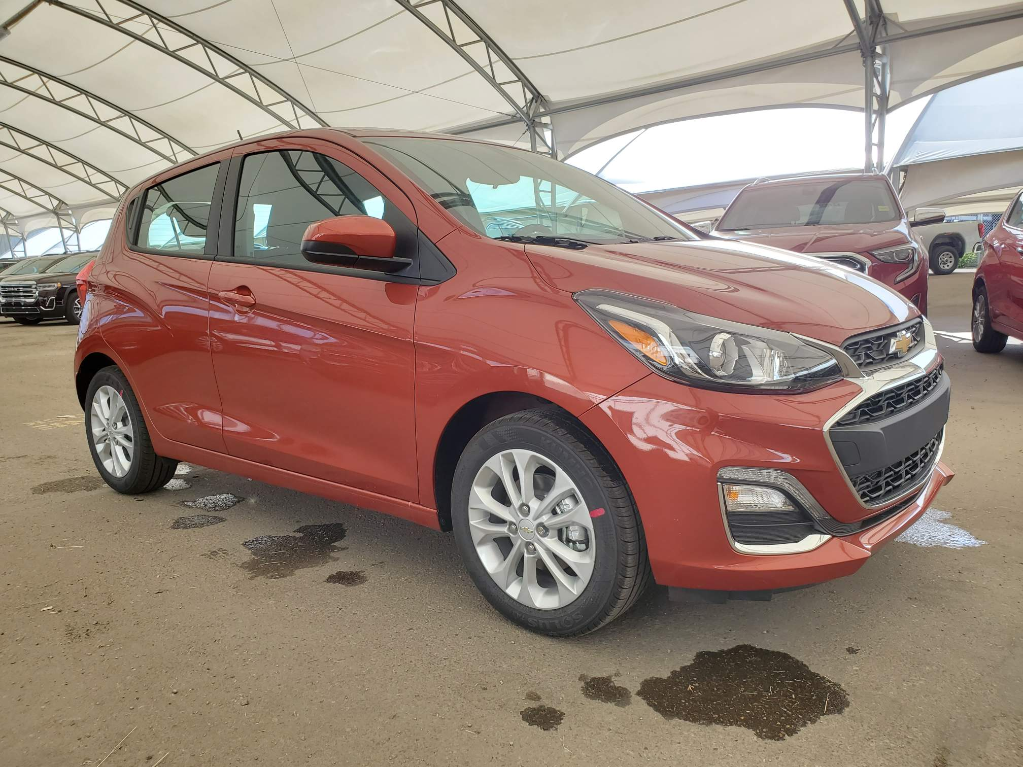 new 2021 Chevrolet Spark car, priced at $18,008
