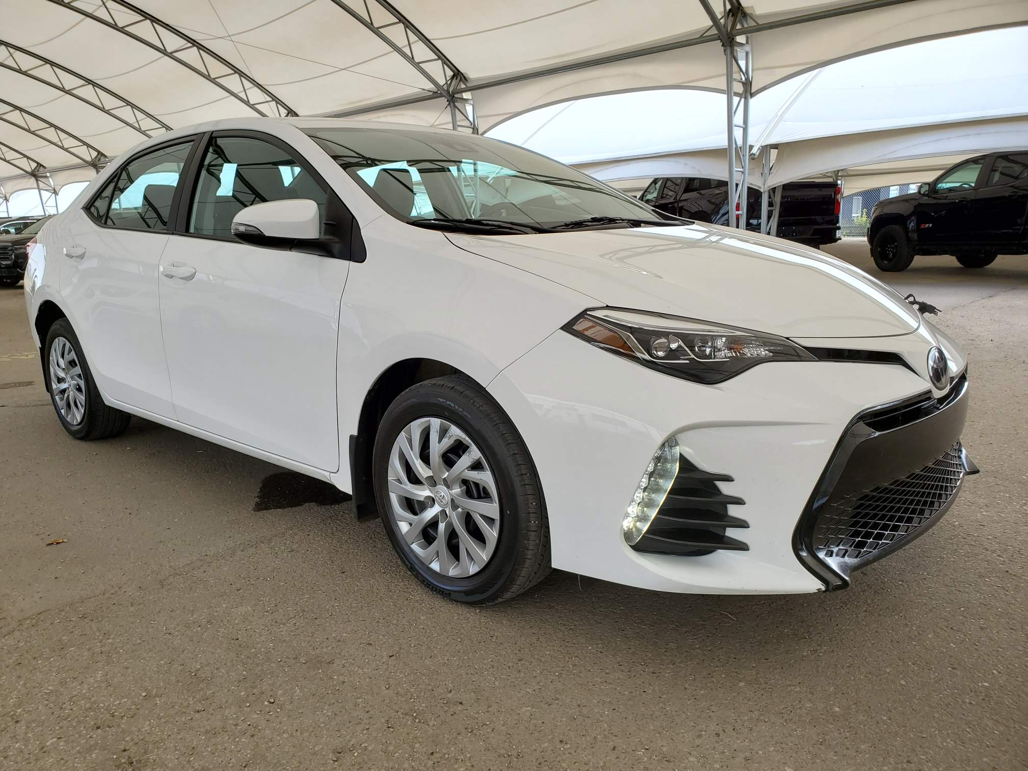 used 2019 Toyota Corolla car, priced at $17,202
