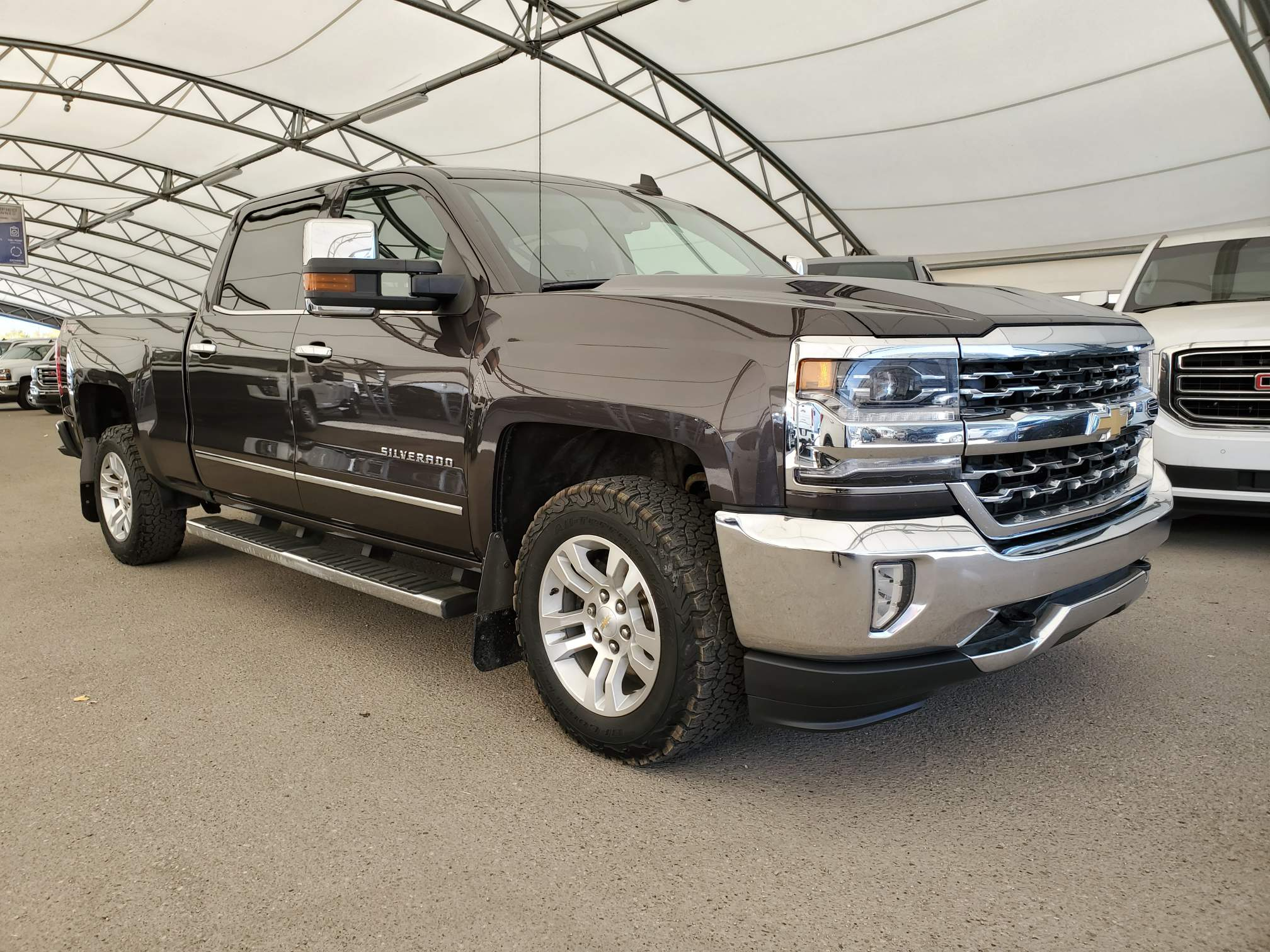 used 2016 Chevrolet Silverado 1500 car, priced at $31,725