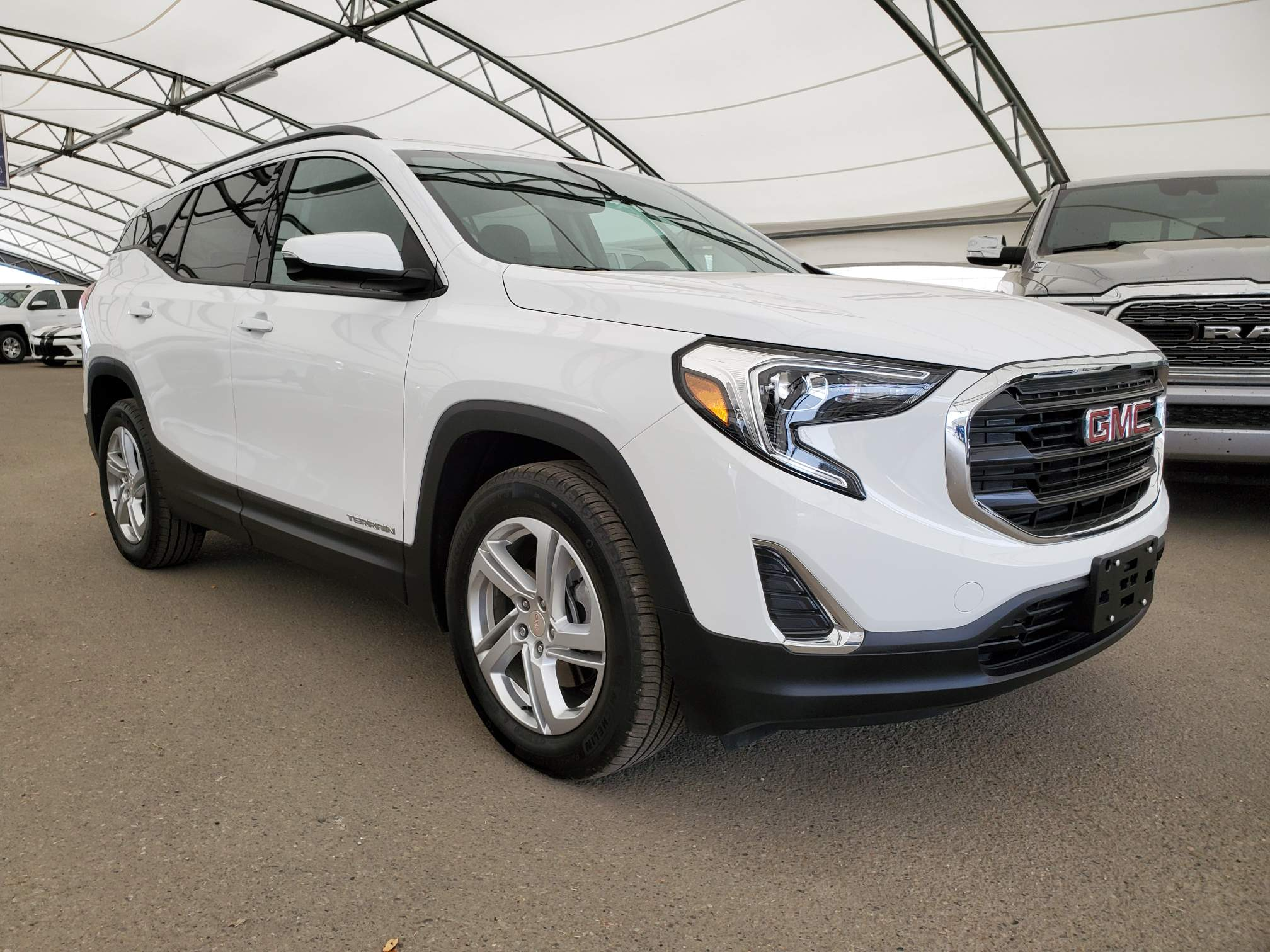 used 2020 GMC Terrain car, priced at $32,504
