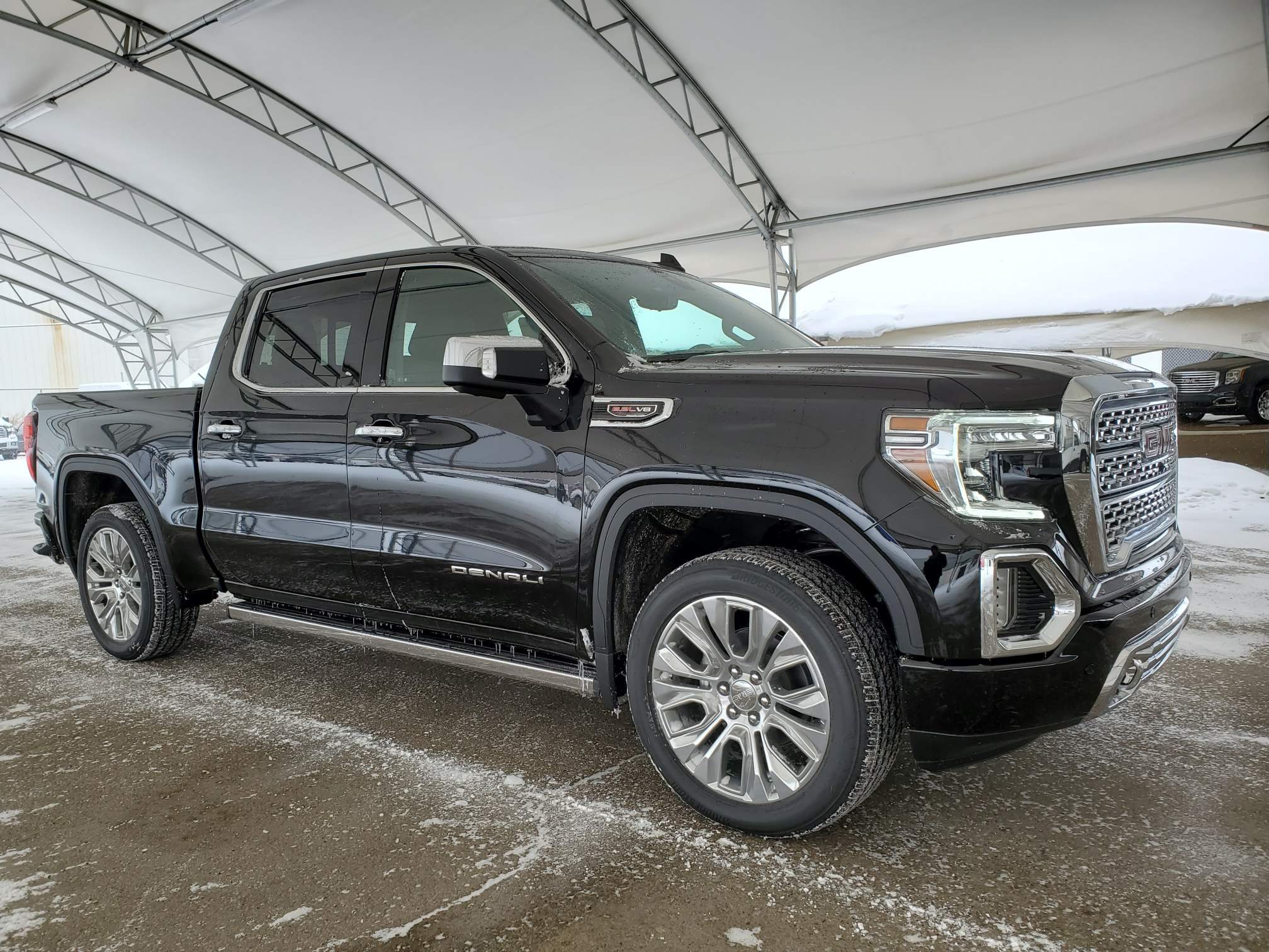 new 2021 GMC Sierra 1500 car, priced at $73,433