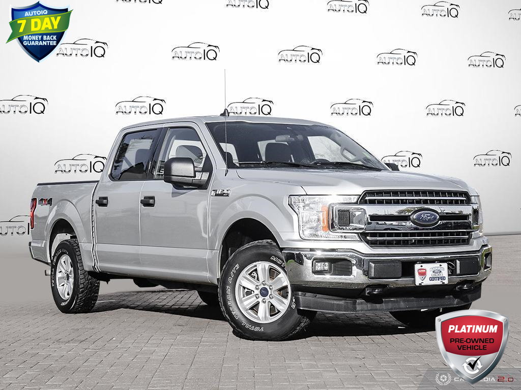 used 2019 Ford F-150 car, priced at $38,409