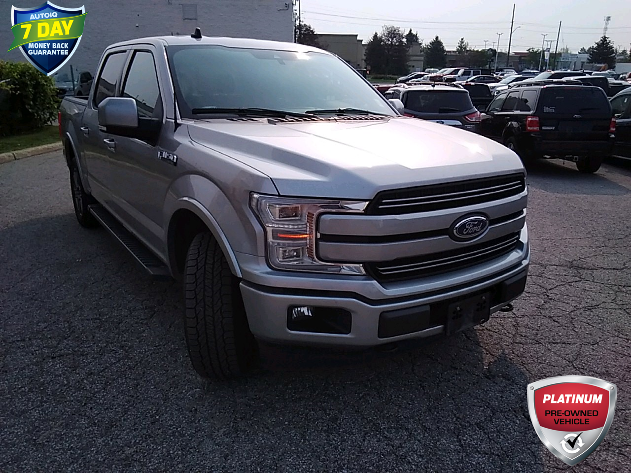 used 2020 Ford F-150 car, priced at $61,930