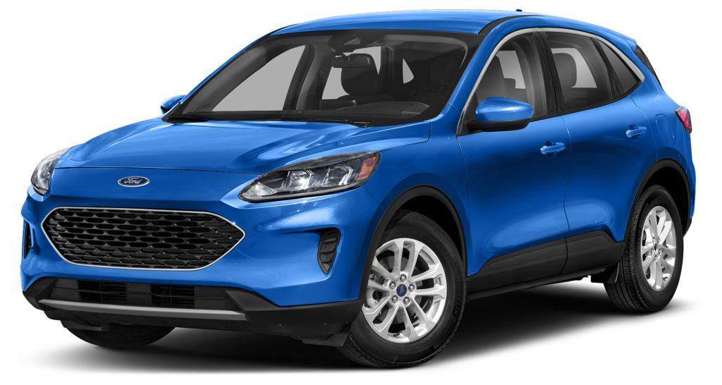 new 2020 Ford Escape car, priced at $35,869