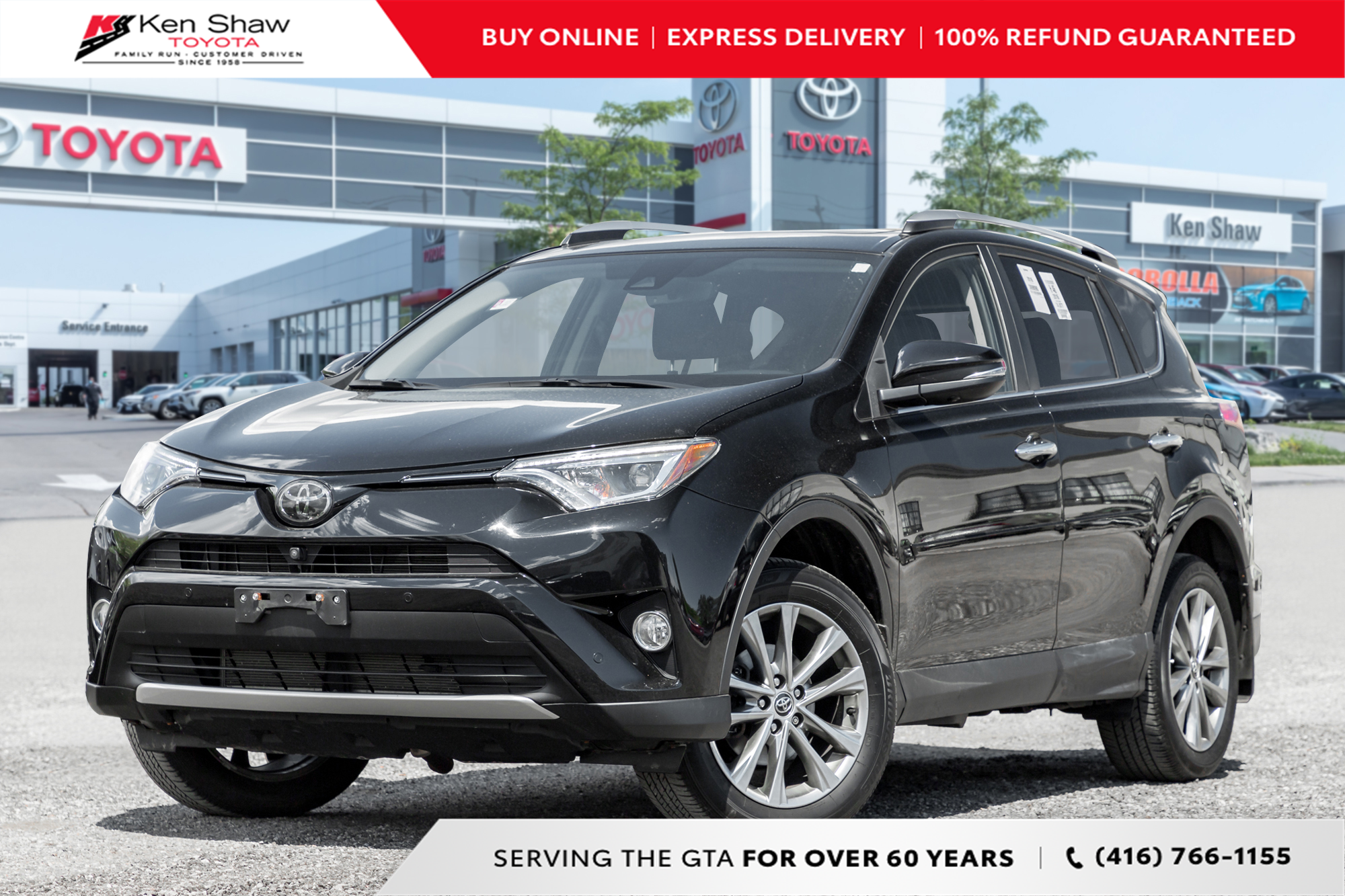 used 2016 Toyota RAV4 car, priced at $23,287