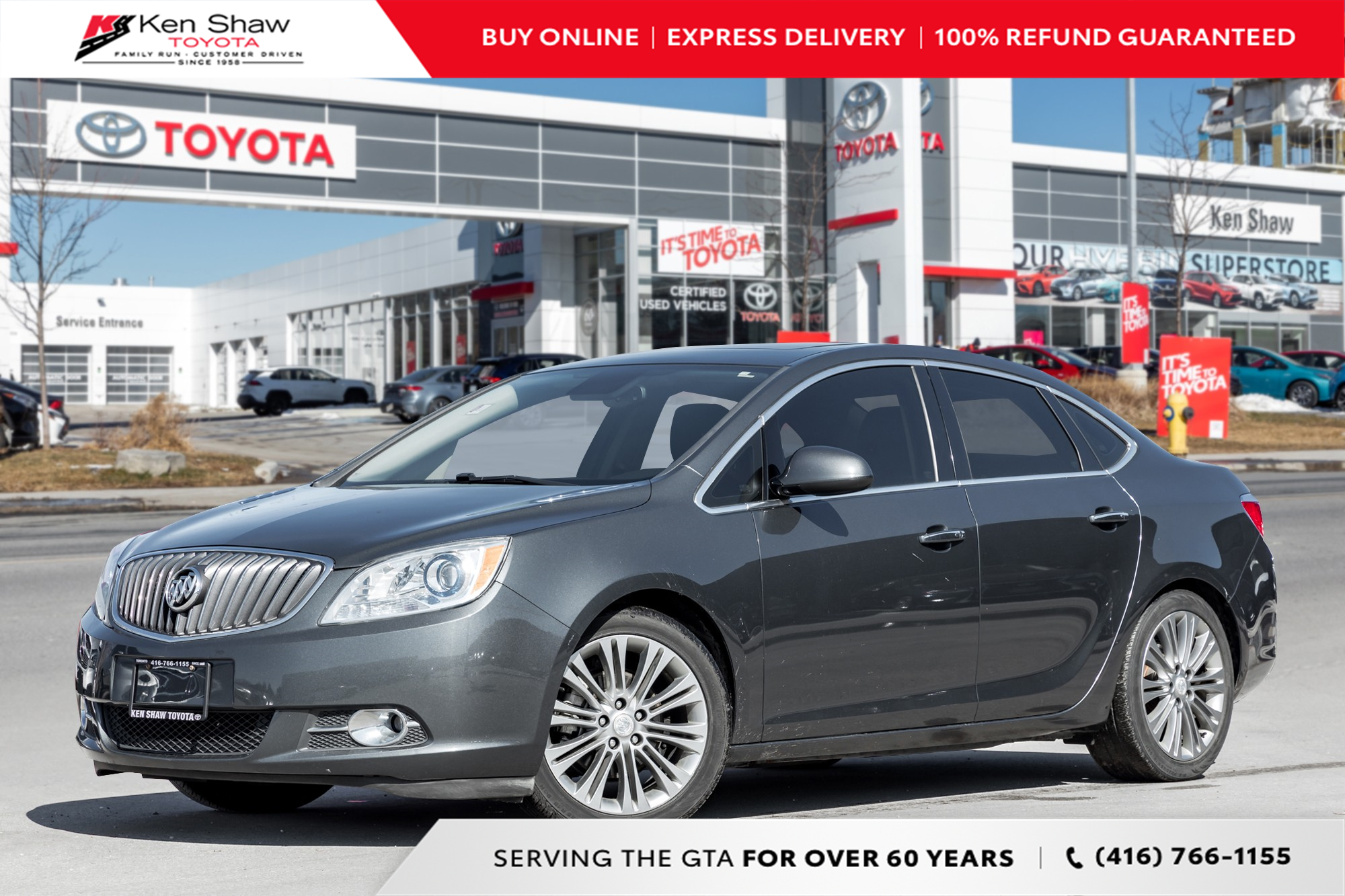 used 2013 Buick Verano car, priced at $8,488