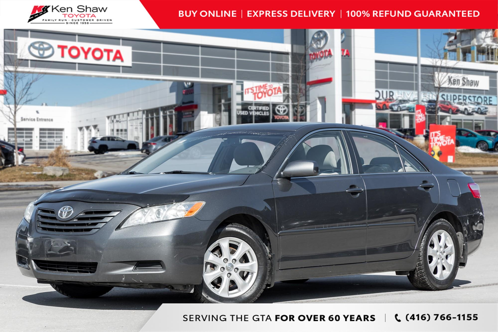 used 2007 Toyota Camry car, priced at $5,288