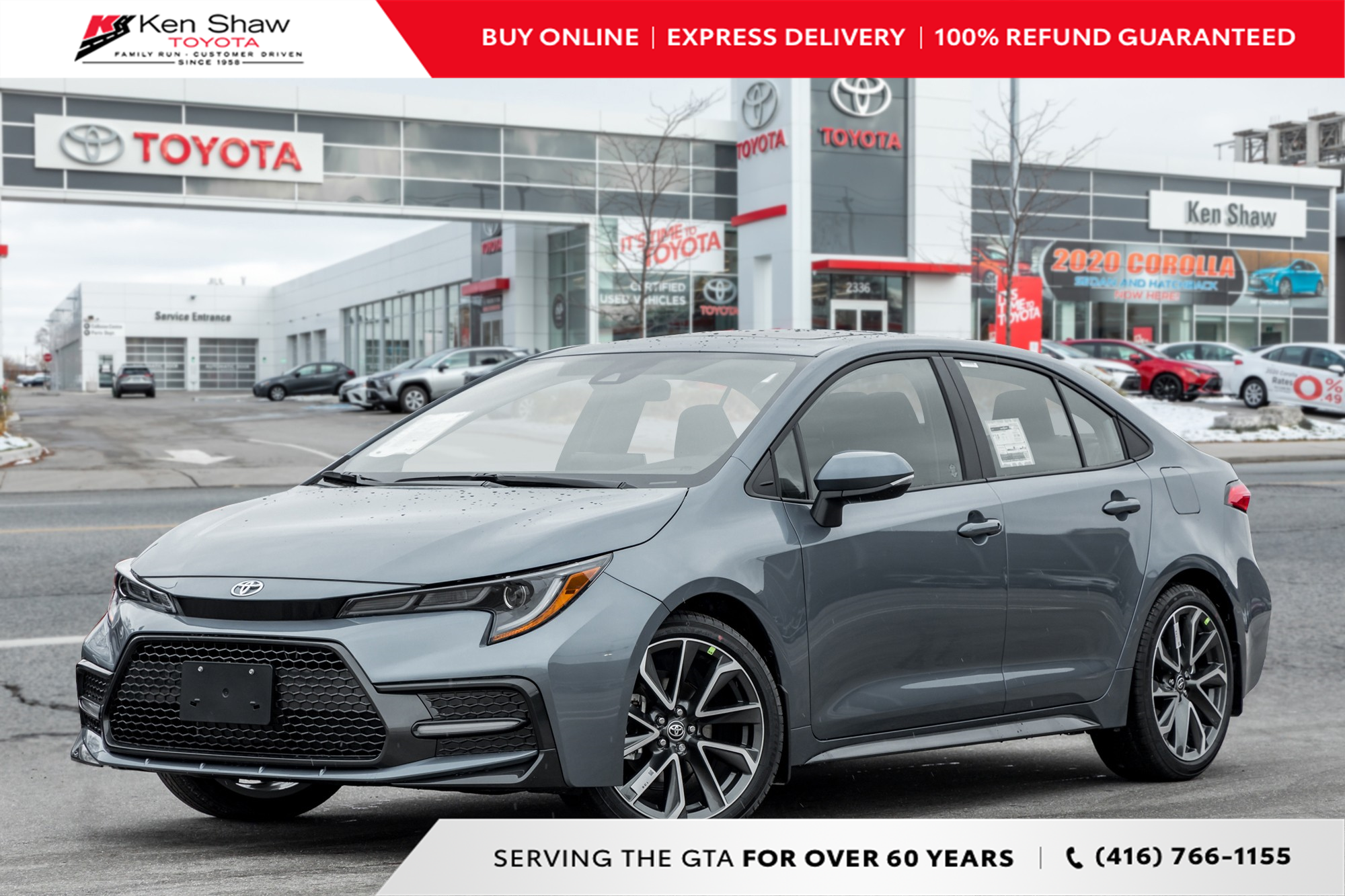 new 2021 Toyota Corolla car, priced at $27,528