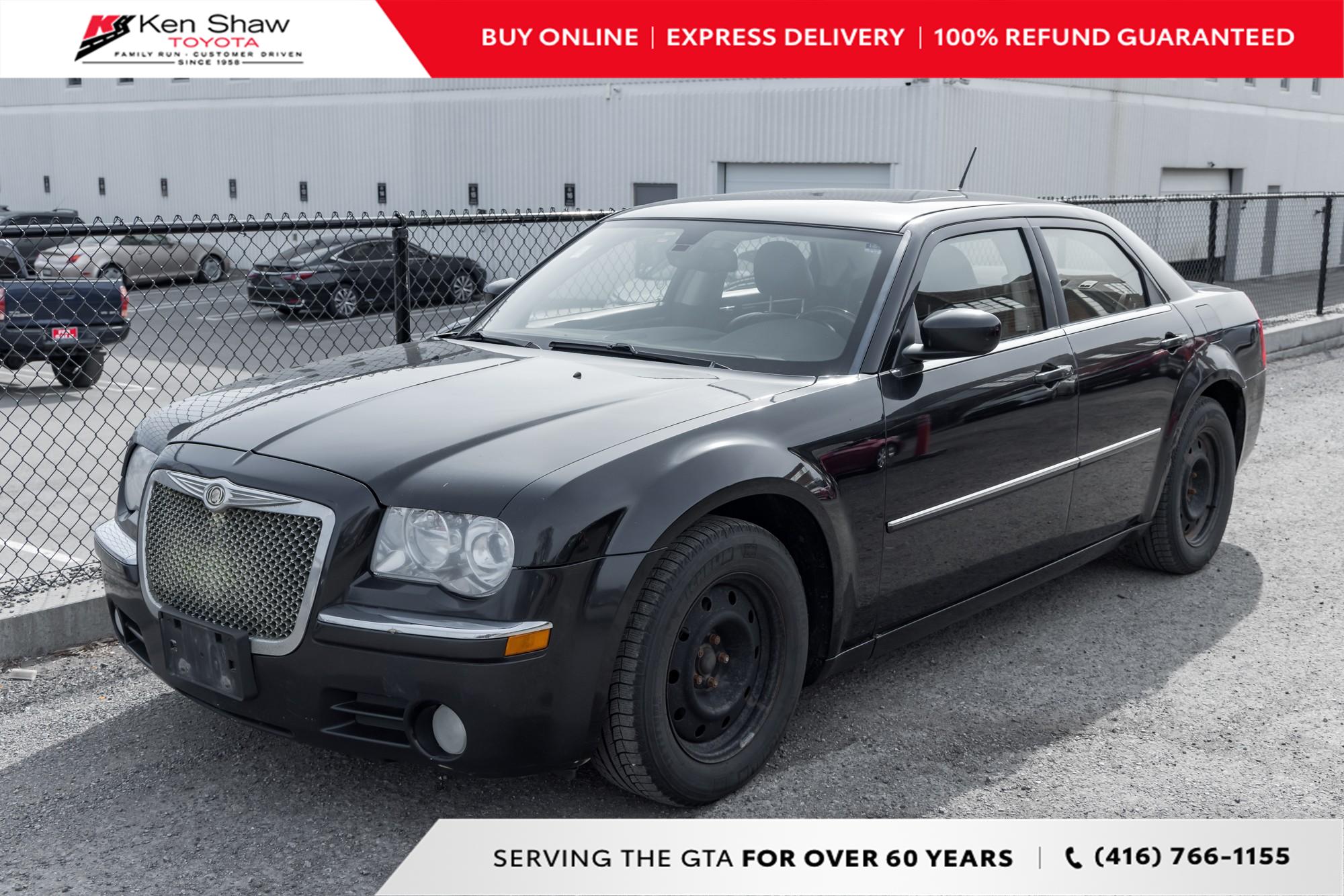 used 2008 Chrysler 300 car, priced at $3,488
