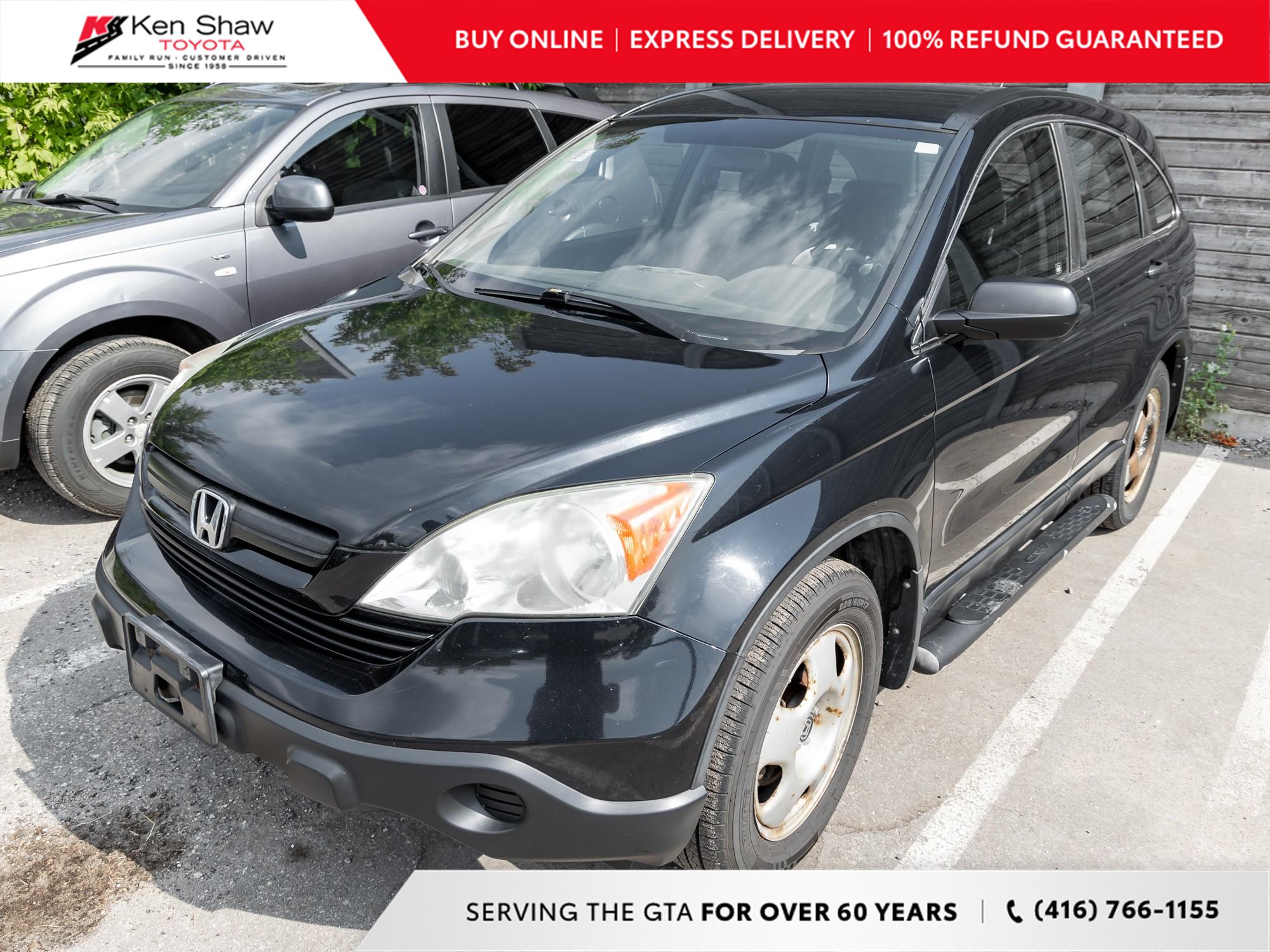 used 2008 Honda CR-V car, priced at $3,999