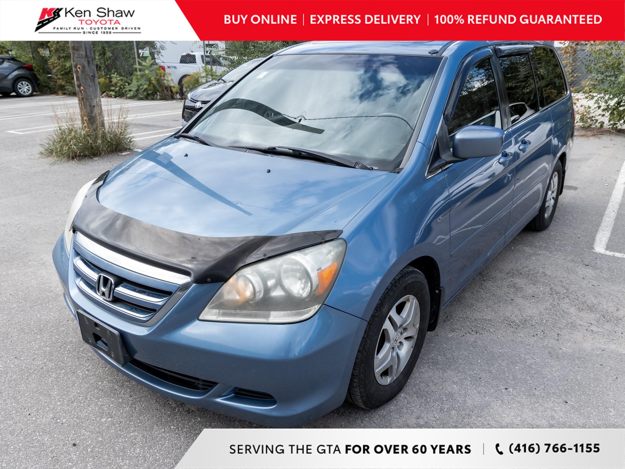 used 2007 Honda Odyssey car, priced at $3,995