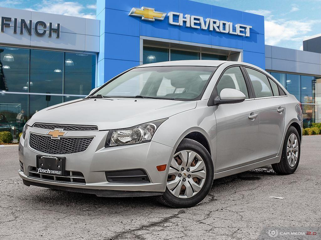 used 2012 Chevrolet Cruze car, priced at $6,500