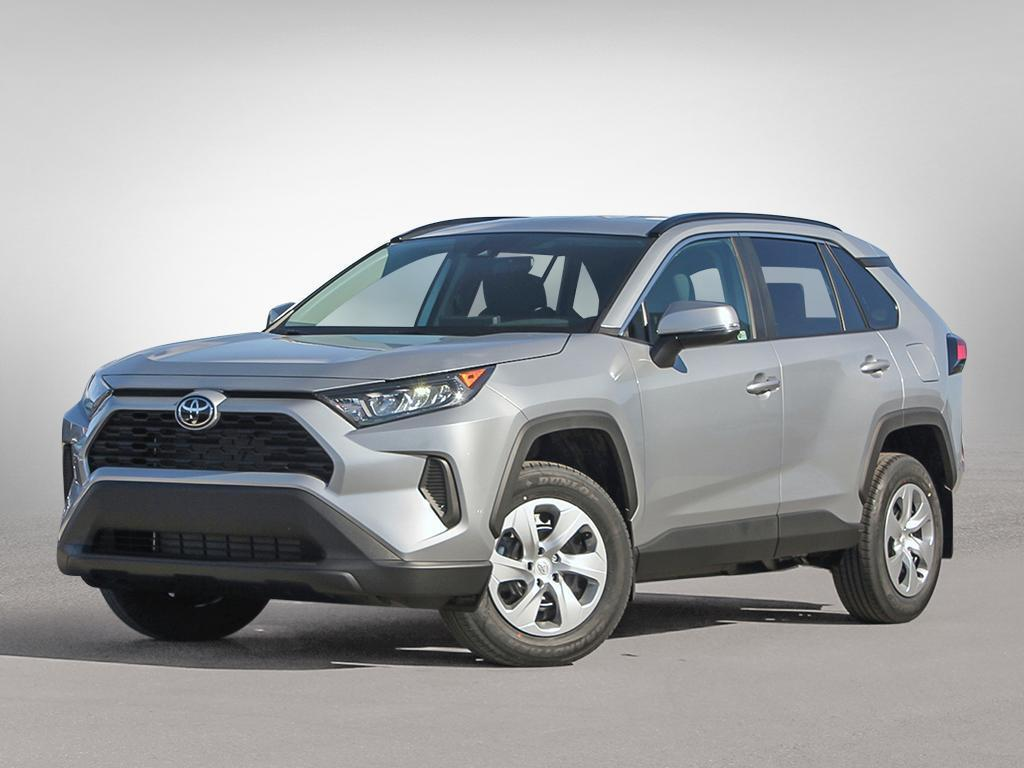 new 2020 Toyota RAV4 car, priced at $32,558