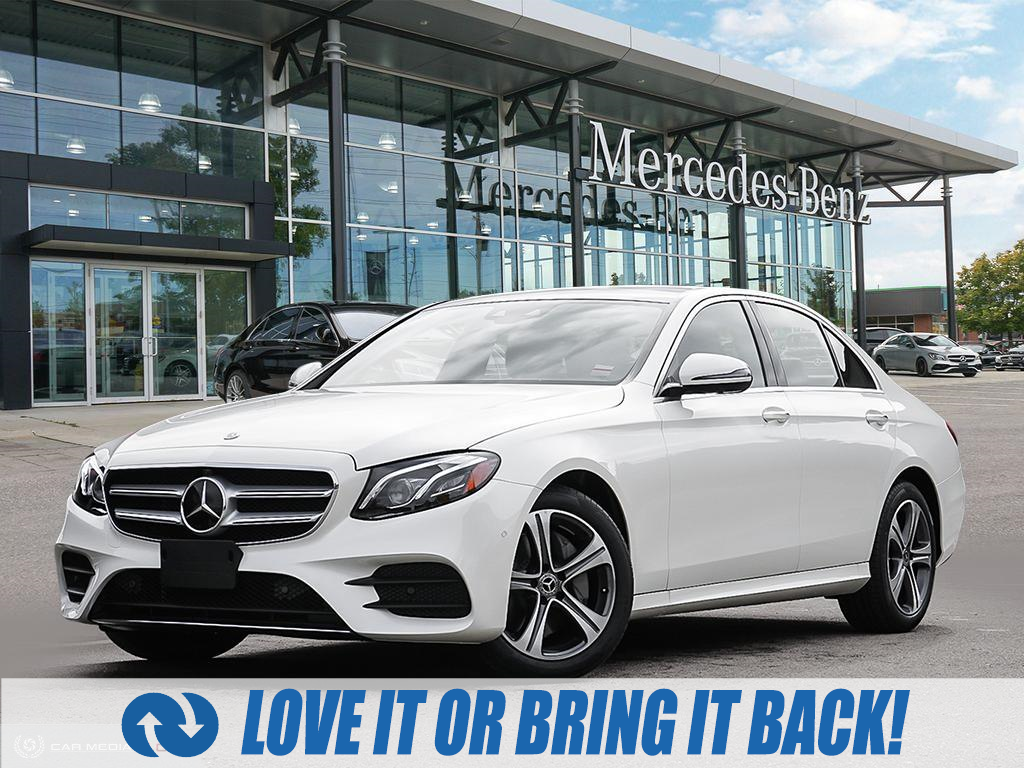 used 2020 Mercedes-Benz E-Class car, priced at $74,969