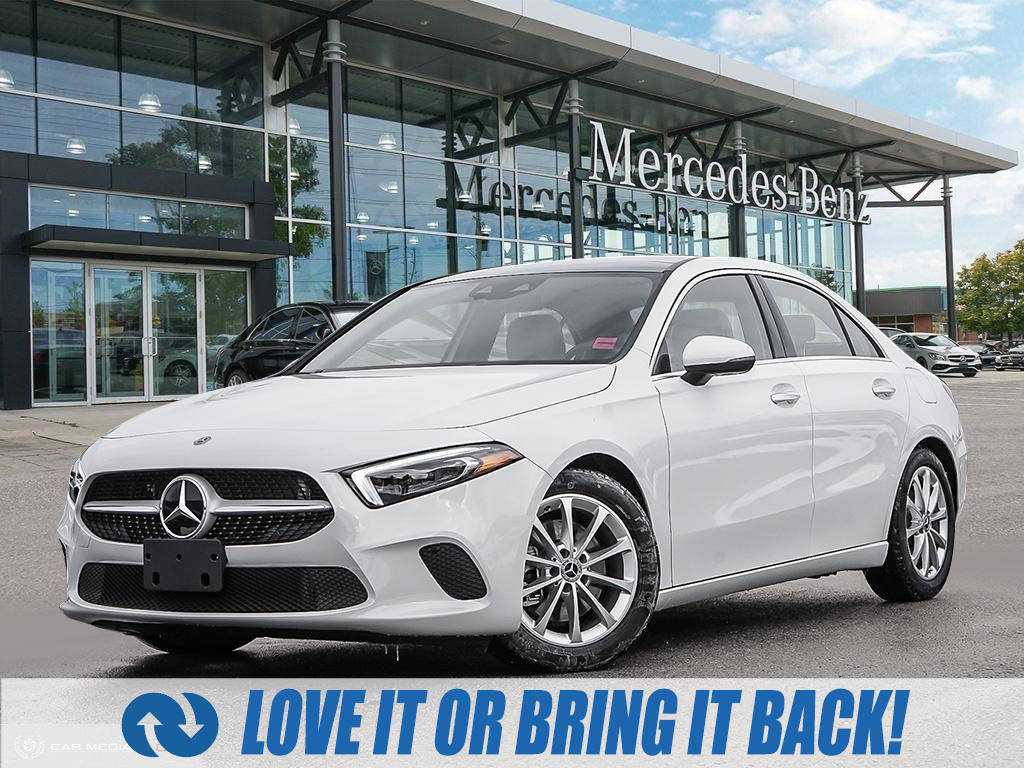 used 2020 Mercedes-Benz A-Class car, priced at $44,889
