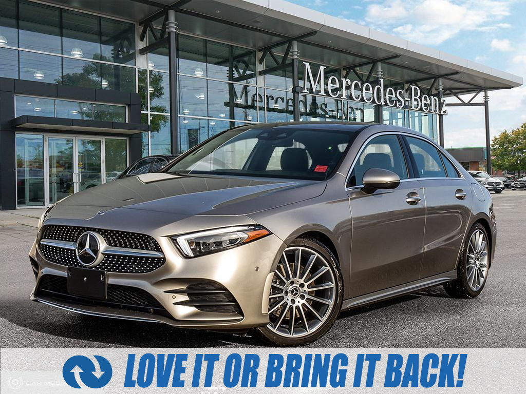 used 2020 Mercedes-Benz A-Class car, priced at $49,164