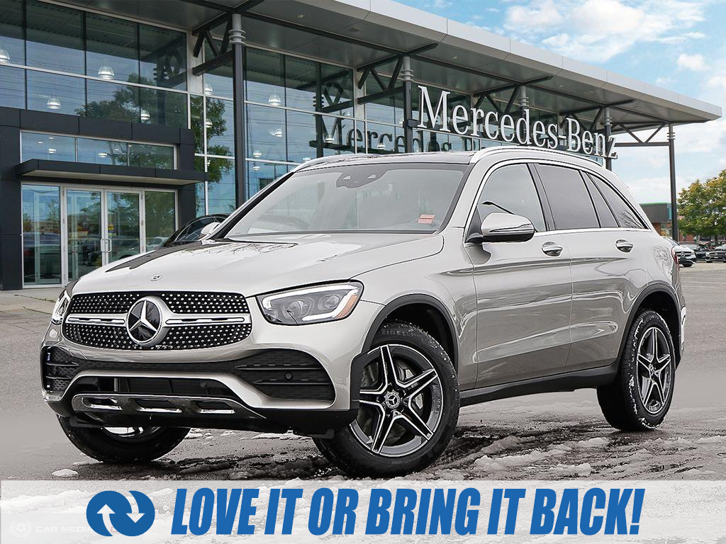 used 2020 Mercedes-Benz GLC 300 car, priced at $58,984