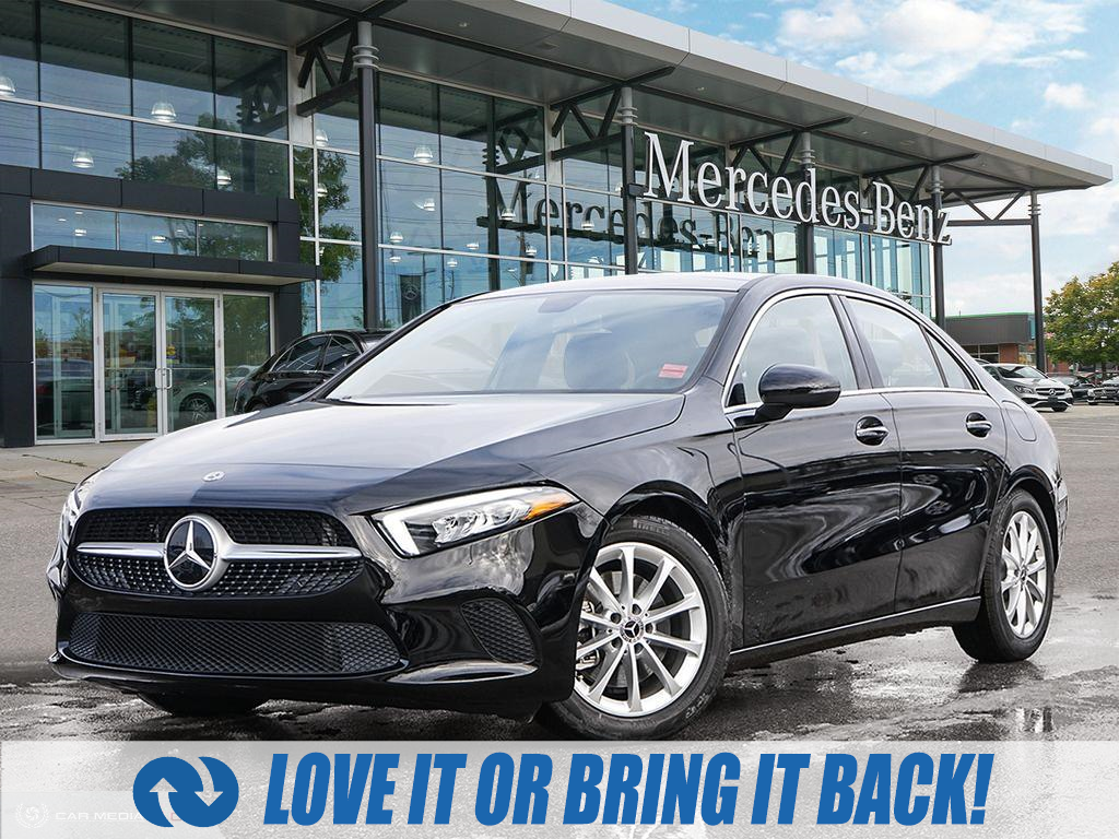 used 2020 Mercedes-Benz A-Class car, priced at $39,699