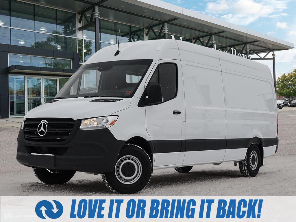 used 2019 Mercedes-Benz Sprinter 2500 car, priced at $57,000