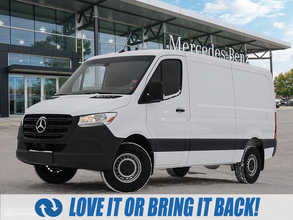 used 2019 Mercedes-Benz Sprinter 2500 car, priced at $49,946