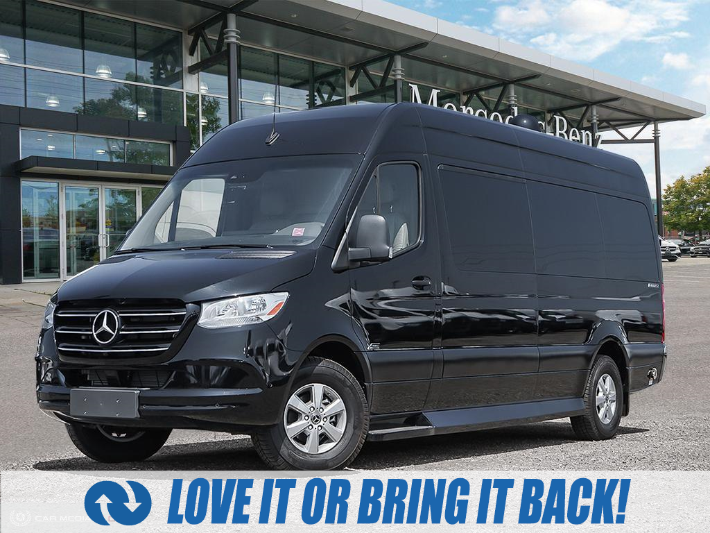 used 2019 Mercedes-Benz Sprinter 2500 car, priced at $164,847