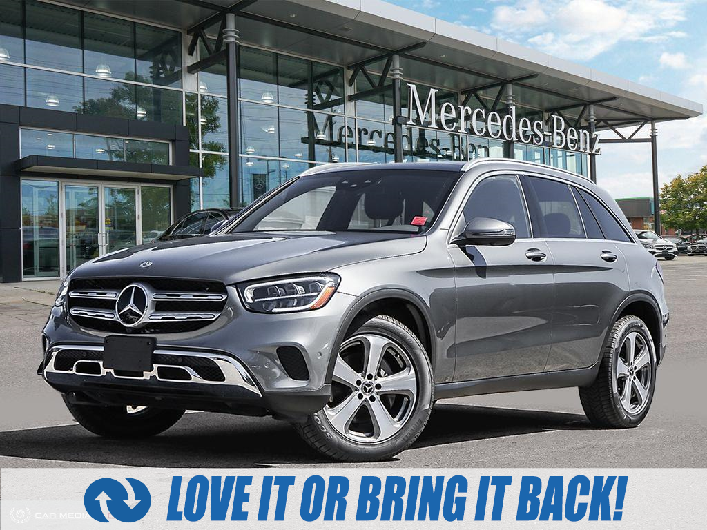 used 2020 Mercedes-Benz GLC 300 car, priced at $62,999