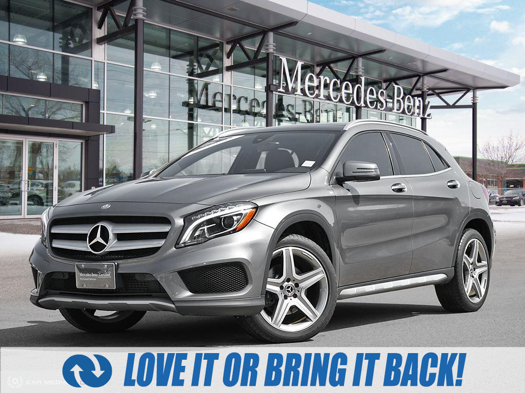 used 2017 Mercedes-Benz GLA 250 car, priced at $27,981