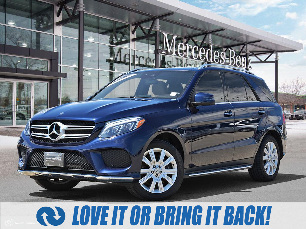 used 2018 Mercedes-Benz GLE 400 car, priced at $48,891