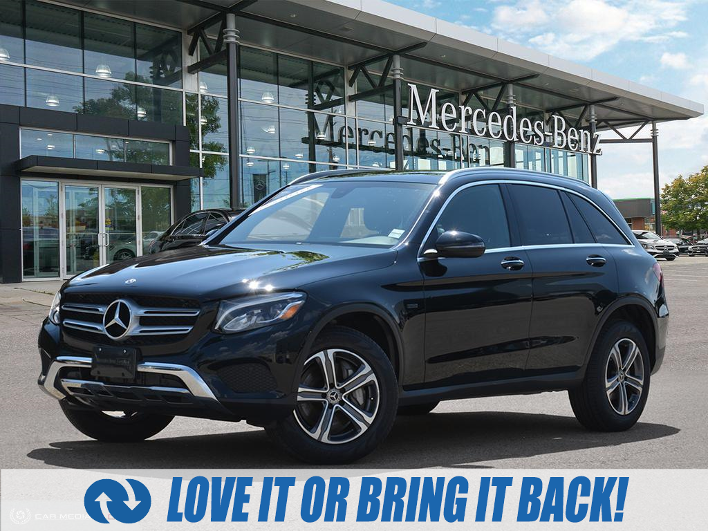 used 2018 Mercedes-Benz GLC 350e car, priced at $44,994
