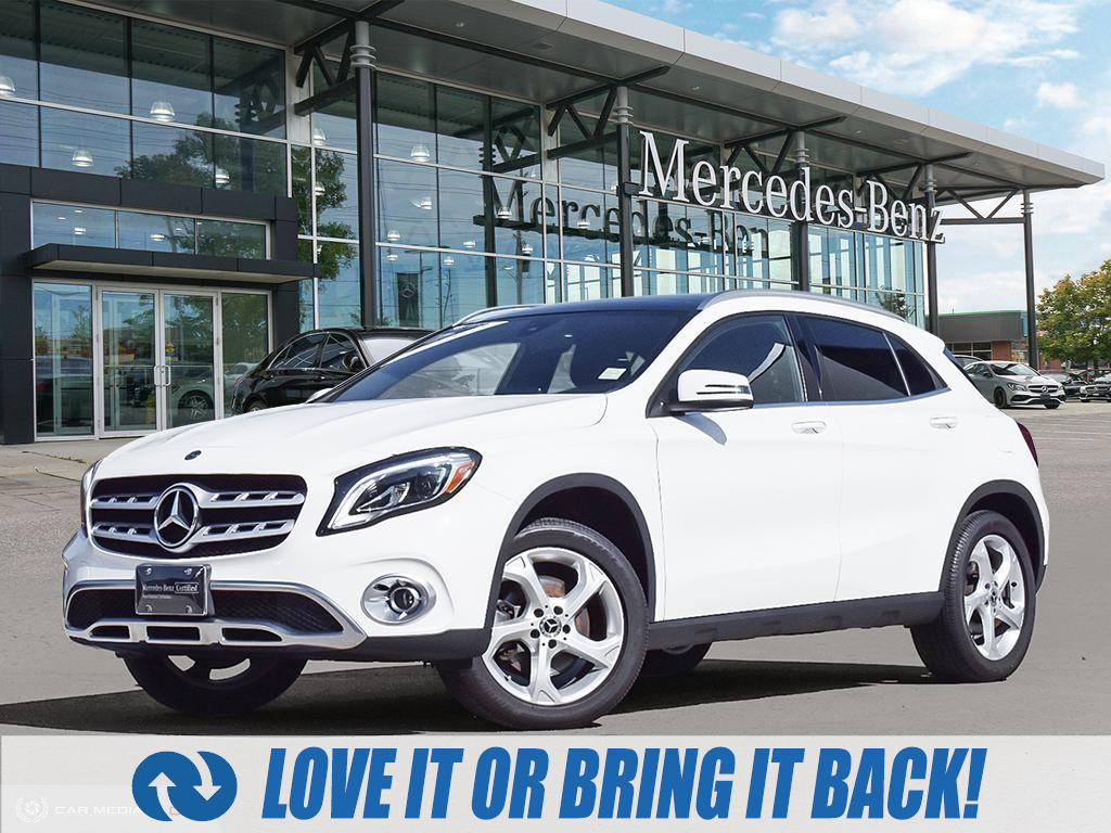 used 2020 Mercedes-Benz GLA 250 car, priced at $39,902