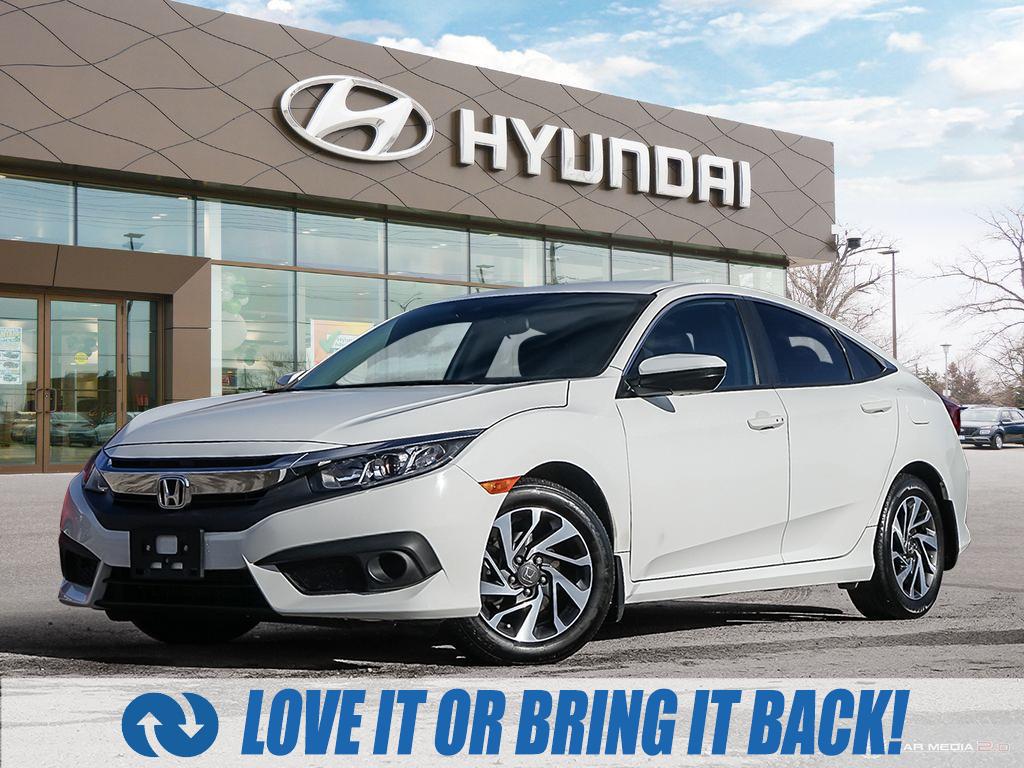 used 2018 Honda Civic car, priced at $14,988