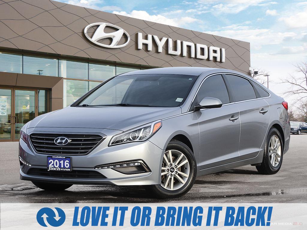 used 2016 Hyundai Sonata car, priced at $12,487