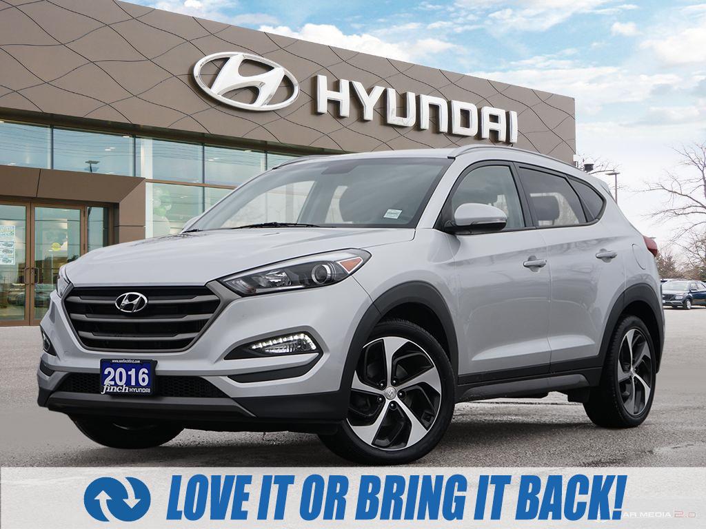 used 2016 Hyundai Tucson car, priced at $18,487