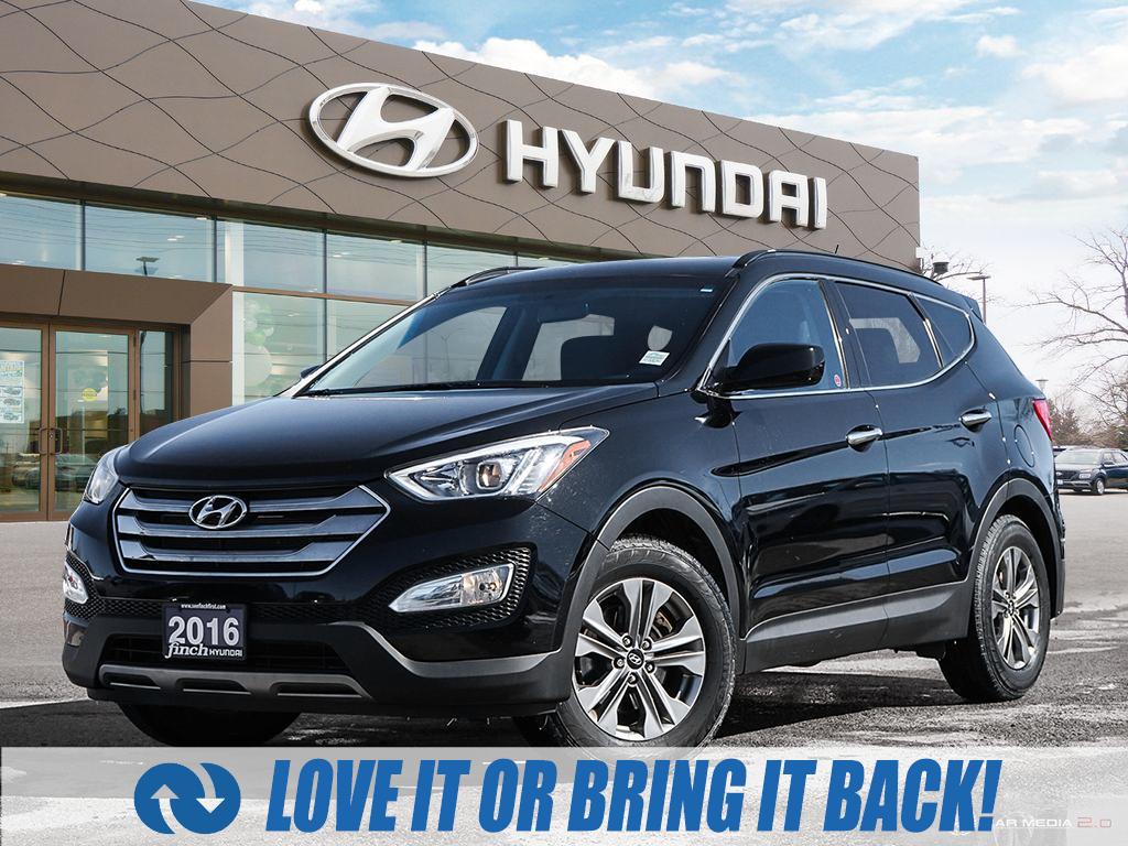 used 2016 Hyundai Santa Fe Sport car, priced at $15,487