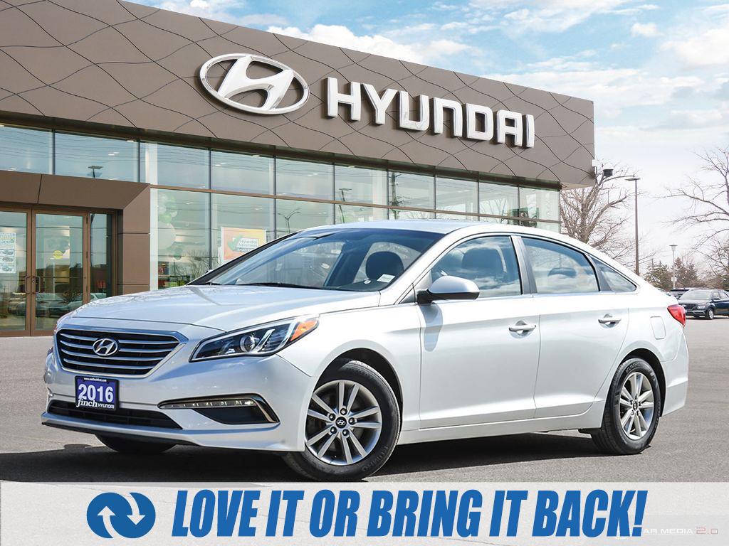 used 2016 Hyundai Sonata car, priced at $14,487