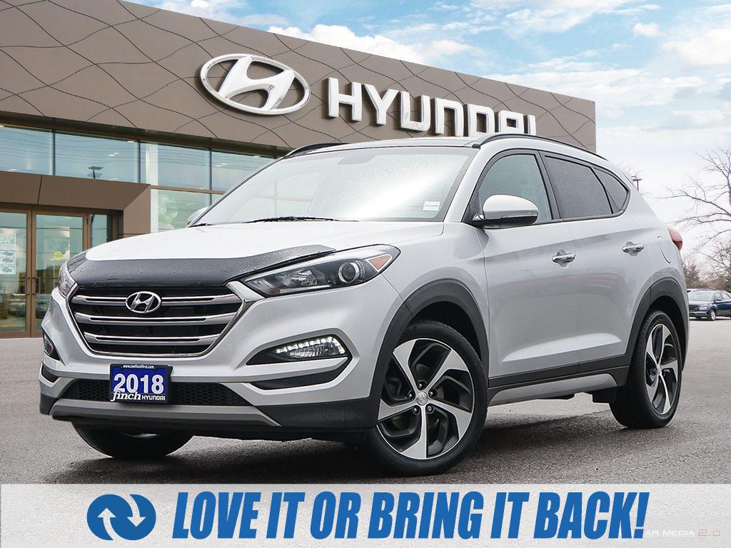 used 2018 Hyundai Tucson car, priced at $21,988
