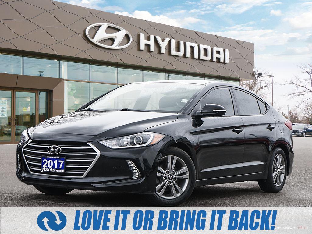 used 2017 Hyundai Elantra car, priced at $13,988